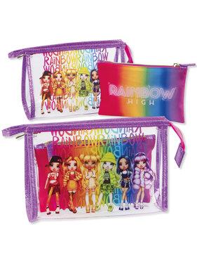 Rainbow High Toiletry bag 2-in-1 21 x 15 cm