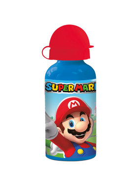 Super Mario Drinking bottle Aluminum 400 ml