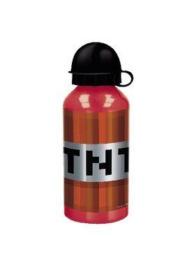 Minecraft Drinking bottle Aluminum 400 ml