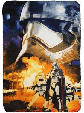 Star wars Fleece blanket the force awakens B 100x140cm