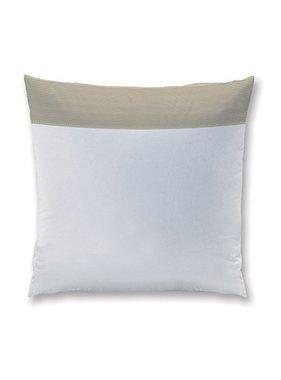 Matt & Rose Cushion Walk Chaleureux Gouter White / Taupe 65x65cm