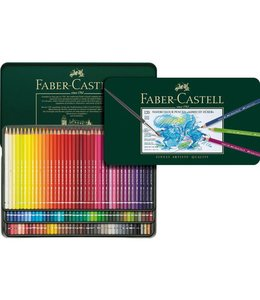 Faber Castell Faber Castell Albrecht Dürer 120 crayons à l'aquarelle dans une boîte