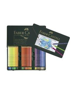 Faber Castell Faber Castell  Albrecht Dürer 60 watercolor pencils in a tin