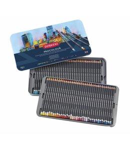 Derwent  Derwent Procolour 72 pencils in a tin