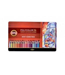 Koh I Noor POLYCOLOR Colored pencil 3825 36 pencils