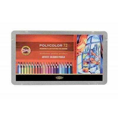Koh I Noor Polycolor crayons