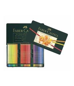 Faber Castell Polychromos kleurpotloden 60 Stück