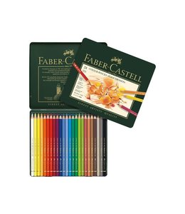 Faber Castell Faber Castell Polychromos colored pencils 24 pieces