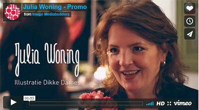 Julia Woning - Illustratie Dikke Dames