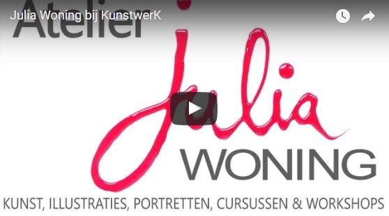 Julia Woning - Bij Kunstwerk
