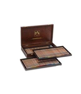 Caran d'Ache LUMINANCE 6901® - 80 colour assortment Gift Box set