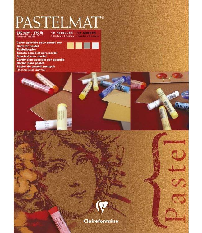 Clairfontaine Pastelmat nr.1 30x40cm 360 gram