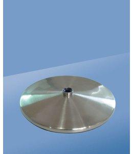 Daylight Slimeline Tischgestell, gebürstet