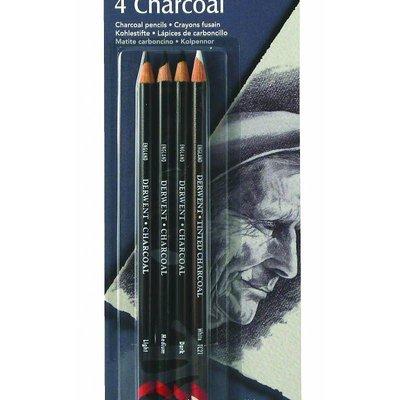 Derwent Kohle-Bleistifte