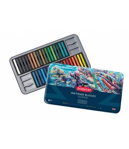 Derwent  Derwent Inktense Blocks 36 in a tin