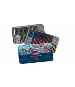 Derwent  Derwent Inktense Blocks 72 in a tin