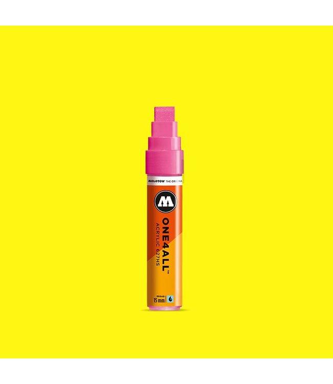Molotow Molotow Acrylic Marker 15mm Zinc Yellow
