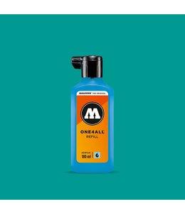 Molotow Molotow refill 180ml Lagoon Blue