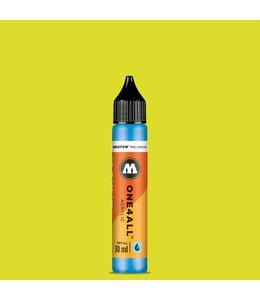 Molotow Molotow Refill 30ml Giftgrün