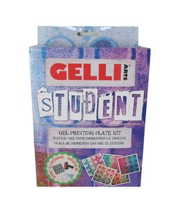 Gelli Arts Student Printing Plate Kit