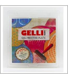 "Gelli Arts 8 ""Ronde Gelli® drukplaat"