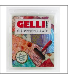 """Gelli Arts 12 """"x 14"""" Gelli® Druckplatte"""