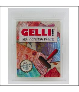 "Gelli Arts 8 ""x 10"" Gelli® drukplaat"