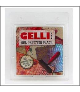 "Gelli Arts 6 ""x 6"" Gelli® drukplaat"
