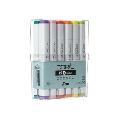 Copic Classic Marker Sets