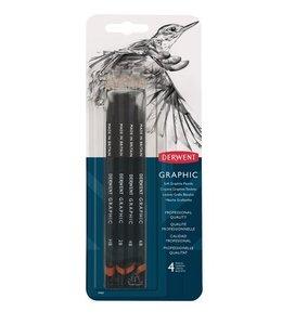 Derwent  Derwent Graphite Pencils Soft (Skizzieren)