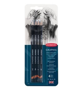 Derwent  Derwent Graphit Pencils Medium (Designer)