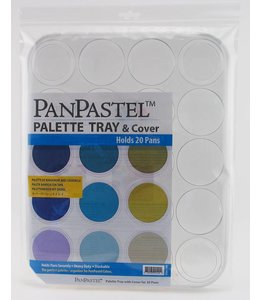 PanPastel Tray Palette for 20 PanPastel colors