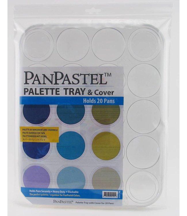PanPastel Tray Palette for 20 PanPastel colors
