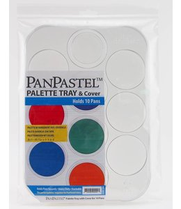 PanPastel Palet voor 10 PanPastel-kleuren