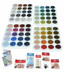 PanPastel PanPastel mit 80 Farben eingestellt