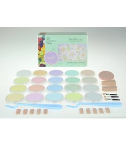 PanPastel PanPastel-set with 20 Tints colours