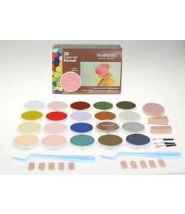 PanPastel PanPastel set with 20 Portrait colours