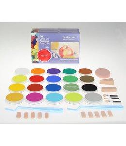 PanPastel PanPastel-set 20 colores de pintura.