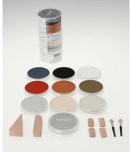 PanPastel PanPastel-Set mit 10 Zeichnungsfarben