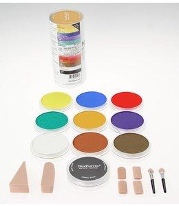 PanPastel PanPastel set 10 kleuren in Schilder selectie