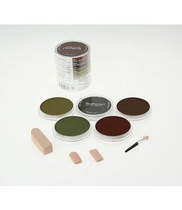 PanPastel PanPastel-Set mit 5 Erdfarben
