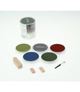 PanPastel PanPastel-Set mit 5 extra dunklen Farben