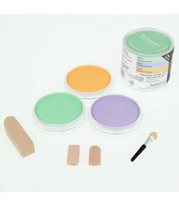 PanPastel PanPastel Pearlescent set Green / Violet / Orange