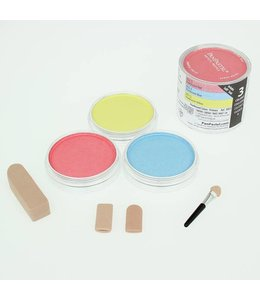 PanPastel PanPastel Pearlescent set Red / Blue / Yellow