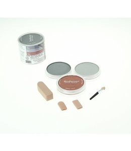 PanPastel PanPastel Metallic Set Silber / Zinn / Kupfer