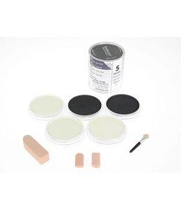 PanPastel PanPastel Starterset mediums 2x Schwarz 2x Weiß 1x Farblos