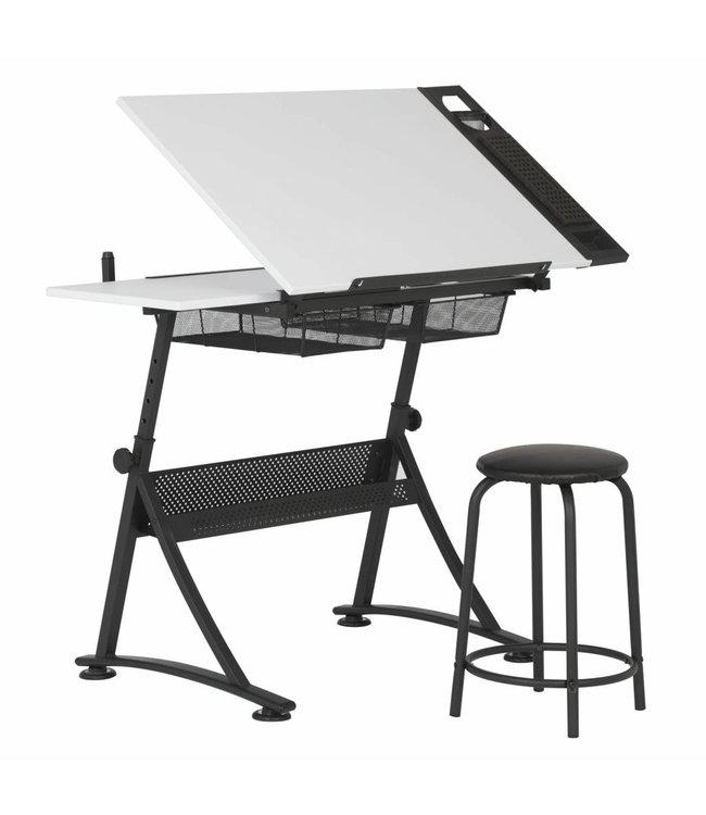 "Studio Designs Fusion craft centre with 24"" tray"