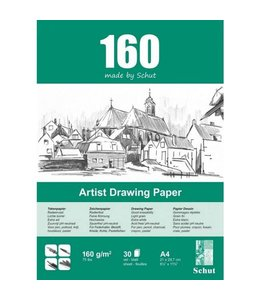 Schut papier Schut Artist Drawing Paper A4 160 grams