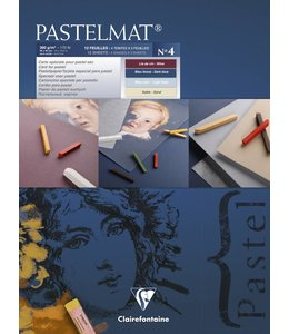 Clairfontaine Pastelmat nr.4 30x40cm