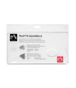 Caran d'Ache Palette Aquarelle by Caran d'Ache 13x26cm